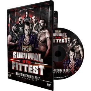 ROH Survival of the Fittest - Night Three- Oklahoma City OK 輸入DVD|bdrop