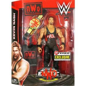 WWE Mattel nWo Wolfpac Kevin Nash(ケビン・ナッシュ) - Ringside Exclusive|bdrop