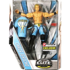 WWE Mattel Y2J Chris Jericho (クリス・ジェリコ) Elite Exclusive|bdrop