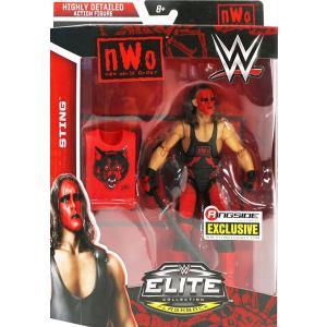 WWE Sting(スティング) nWo Wolf Pac RSC Exclusive|bdrop