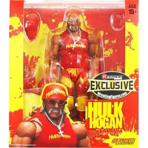 WWE Red Hulkamania Hulk Hogan(ハルク・ホーガン) Ringside Exclusive|bdrop