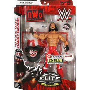 WWE Mattel nWo Wolfpac Macho Man Randy Savage(ランディ・サベージ) - Ringside Exclusive|bdrop