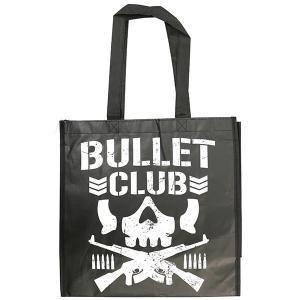 新日本プロレス NJPW BULLET CLUB(バレット・クラブ) リサイクル トートバッグ|bdrop