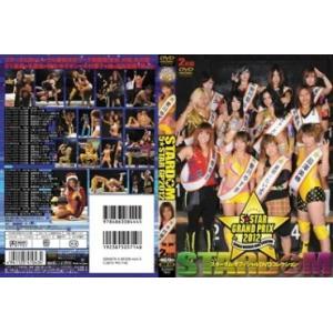 スターダム 5★STAR GP2012 DVD [DVD2枚組]|bdrop
