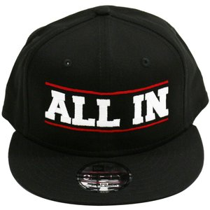 ALL IN New Era スナップバックキャップ 帽子|bdrop