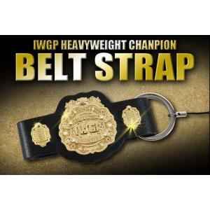 新日本プロレス NJPW ストラップ 4代目IWGPヘビー級チャンピオンベルト|bdrop