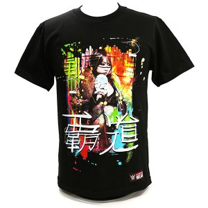 Tシャツ WWE Asuka(アスカ) No One is Ready|bdrop