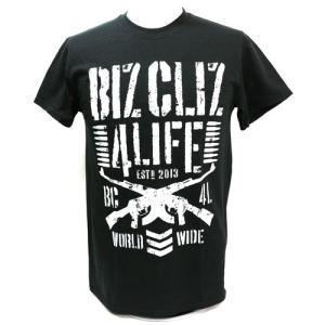 Tシャツ BULLET CLUB(バレット・クラブ) Biz Cliz Originals|bdrop