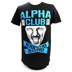 WWE Chris Jericho (クリス・ジェリコ) Alpha Tシャツ|bdrop