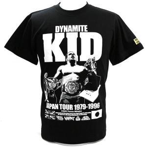 Tシャツ XXLサイズ:新日本プロレス NJPW ダイナマイトキッド (スタンピードブラック) Hardcore Chocolate/ハードコアチョコレート bdrop