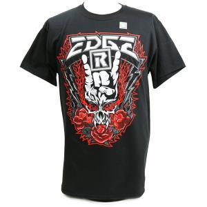 Tシャツ XXLサイズ:WWE Edge(エッジ) You Know Me ブラック|bdrop