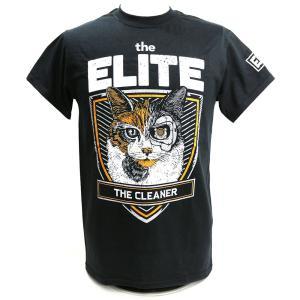 XXLサイズ:The Elite The Cleaner ブラックTシャツ|bdrop