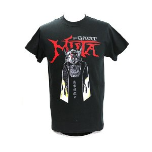 Tシャツ ザ・グレート・ムタ Muta bdrop