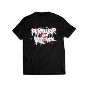 Tシャツ 新日本プロレス NJPW ジョン・モクスリー「Purveyor of Violence」|bdrop
