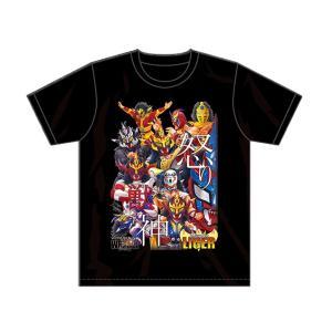 Tシャツ 新日本プロレス NJPW 獣神サンダー・ライガー イラスト|bdrop
