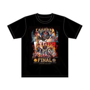 Tシャツ 新日本プロレス NJPW 獣神サンダー・ライガー「LIGER THE FINAL」|bdrop