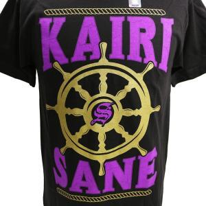 Tシャツ XXLサイズ:WWE Kairi Sane(カイリ・セイン) NXT ブラック|bdrop|02