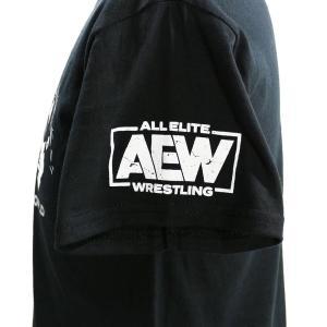Tシャツ XXLサイズ:AEW Kenny Omega(ケニー・オメガ) Change The World ブラック bdrop 04
