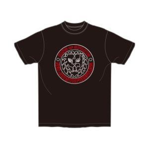 Tシャツ 新日本プロレス NJPW ライオンマーク JPN|bdrop