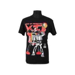Tシャツ 【BD SALE!!! 2,160円Tシャツ】新日本プロレス NJPW キン肉マンコラボ 矢野通×ステカセキング×ミスター・VTR|bdrop