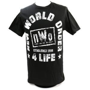 WWE nWo 4 Life Vintage Tシャツ|bdrop