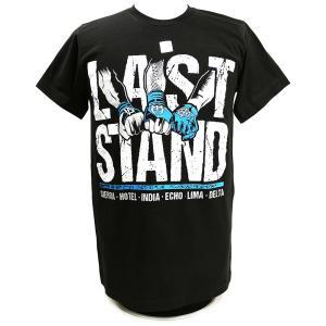 XXLサイズ:WWE The Shield(ザ・シールド) Last Stand ブラックTシャツ|bdrop
