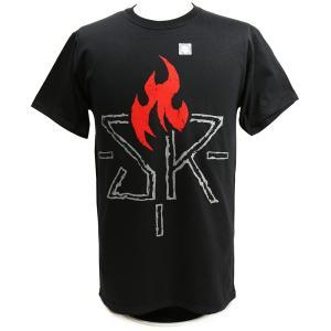 Tシャツ XXLサイズ:WWE Seth Rollins (セス・ローリンズ) Ignite the Will ブラック|bdrop