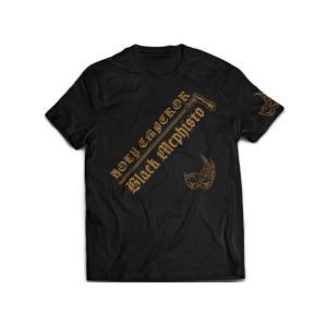 新日本プロレス NJPW タイチ「ブラックメフィスト」Tシャツ|bdrop