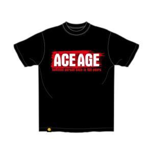 Tシャツ 新日本プロレス NJPW 棚橋弘至「ACE AGE」|bdrop