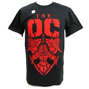 Tシャツ XXLサイズ:WWE The OC Samurai ブラック|bdrop