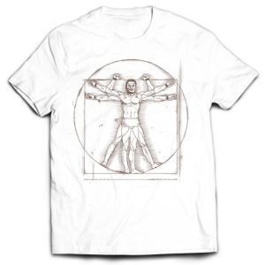 新日本プロレス NJPW 矢野通「Y・T・R 人体図」Tシャツ(ホワイト×ブラウン)|bdrop