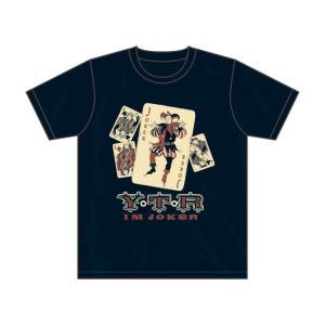 Tシャツ 新日本プロレス NJPW 矢野通「YANO MAGIC」(ネイビー)|bdrop