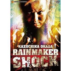 新日本プロレス NJPW オカダ・カズチカ RAIN MAKER SHOCK DVD|bdrop