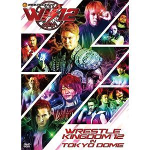 新日本プロレス レッスルキングダム12 2018.1.4 TOKYO DOME DVD bdrop