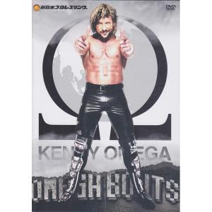 新日本プロレス KENNY OMEGA - Ω(OMEGA) BOUTS - DVD|bdrop