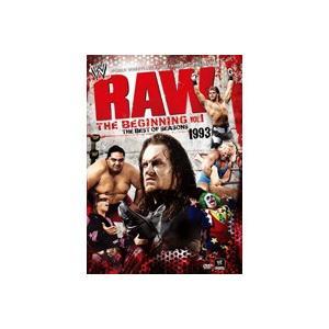 WWE RAW ザ・ビギニング Vol.1 1993 DVD