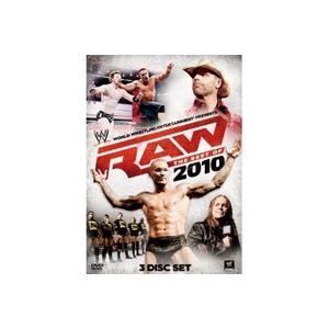 WWE RAW ベスト・オブ・2010 DVD