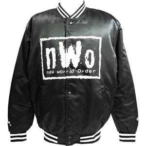 WWE nWo Vintage Black/White Chalk Line ジャケット/アウター|bdrop