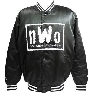 XXLサイズ:WWE nWo Vintage Black/White Chalk Line ジャケット/アウター|bdrop