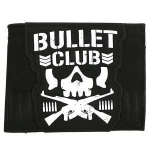 新日本プロレス NJPW BULLET CLUB(バレット・クラブ) 二つ折り財布|bdrop