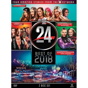 WWE 24 The Best of 2018 輸入盤DVD|bdrop