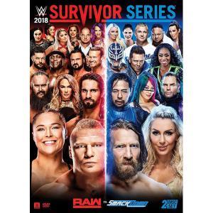 WWE Survivor Series 2018 輸入DVD|bdrop