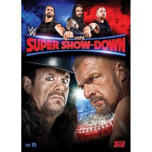 WWE Super Show-Down 2018 輸入DVD|bdrop