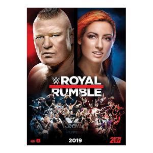 WWE Royal Rumble 2019 輸入DVD|bdrop
