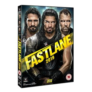WWE FastLane 2019 輸入DVD|bdrop