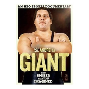 WWE Andre the Giant(アンドレ・ザ・ジャイアント) 輸入盤DVD|bdrop