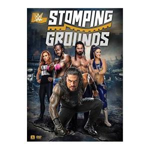 WWE Stomping Grounds 2019 輸入DVD