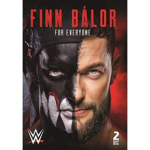 WWE Finn Balor(フィン・ベイラー) For Everyone  輸入盤DVD|bdrop