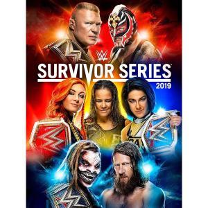 WWE Survivor Series 2019 輸入DVD