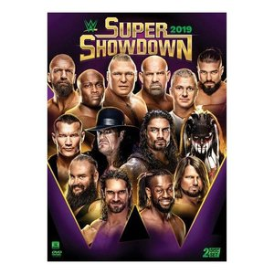 WWE Super ShowDown 2019 輸入DVD